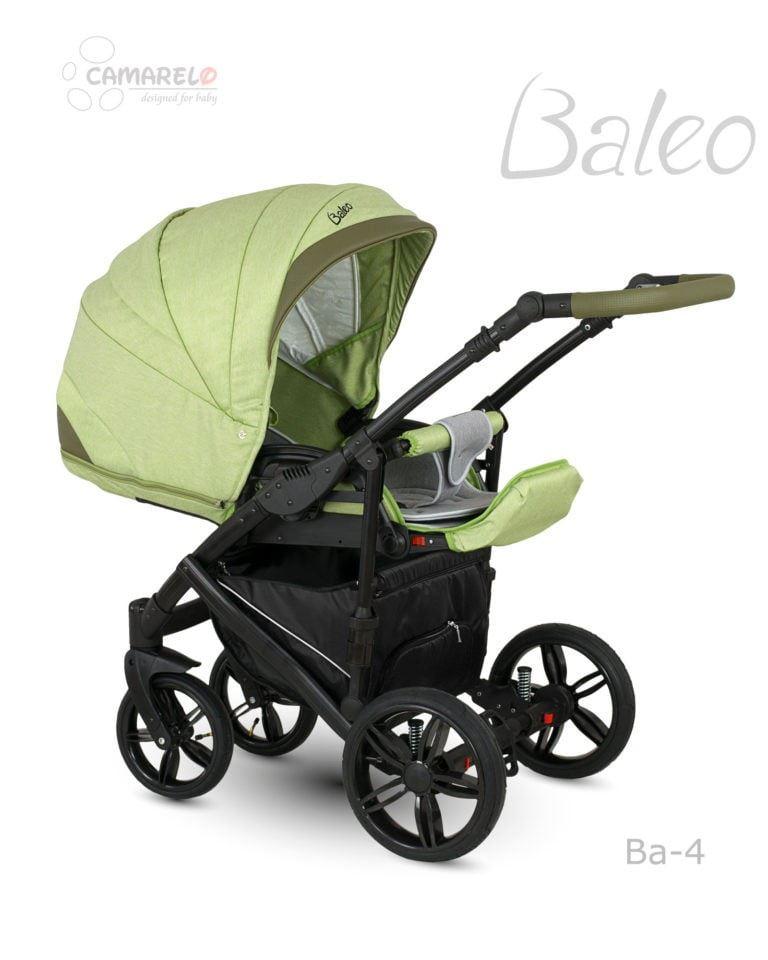Camarelo Baleo - Online Baby Store
